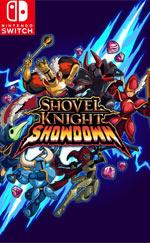 Shovel Knight Showdown for Nintendo Switch