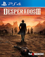 Desperados III for PlayStation 4
