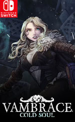 Vambrace: Cold Soul for Nintendo Switch