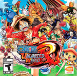 One Piece: Unlimited World RED for Nintendo 3DS