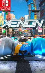 Xenon Racer for Nintendo Switch