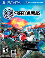 Freedom Wars for PS Vita