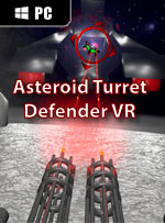 Asteroid Turret Defender VR
