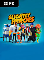 Slightly Heroes