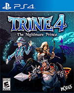 Trine 4: The Nightmare Prince for PlayStation 4