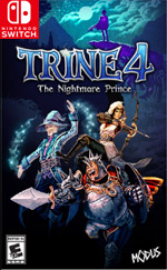 Trine 4: The Nightmare Prince for Nintendo Switch