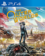 The Outer Worlds for PlayStation 4