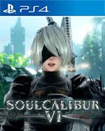 Soulcalibur VI: 2B