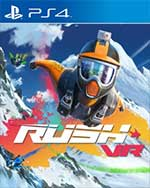 RUSH VR for PlayStation 4