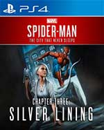 Marvel's Spider-Man: Silver Lining for PlayStation 4
