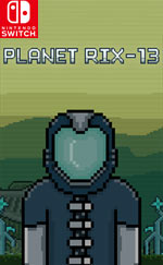 Planet RIX-13 for Nintendo Switch