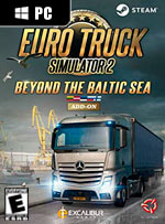 Euro Truck Simulator 2 - Beyond the Baltic Sea for PC