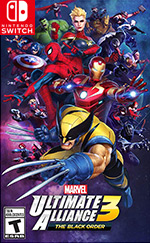 MARVEL ULTIMATE ALLIANCE 3: The Black Order for Nintendo Switch