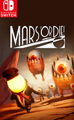 Mars or Die! for Nintendo Switch