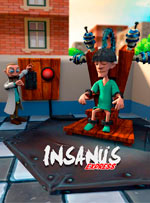 Insanus Express for PC