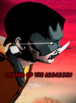Legend of the Armless Assassin