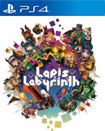 Lapis x Labyrinth for PlayStation 4