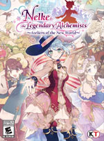 Nelke & The Legendary Alchemists: Ateliers of The New World for PC
