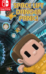 Space Lift Danger Panic! for Nintendo Switch