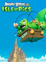 Angry Birds VR: Isle of Pigs for PC