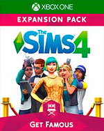 The Sims 4: Get Famous for Xbox One