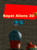 Repel Aliens 3D for PC