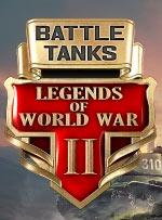 Battle Tanks: Legends of World War II for PC