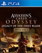 Assassin's Creed Odyssey: Legacy of the First Blade Episode 2 for PlayStation 4