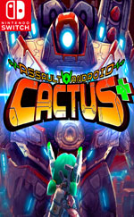 Assault Android Cactus+ for Nintendo Switch