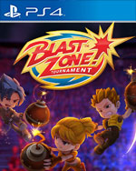 Blast Zone! Tournament for PlayStation 4