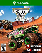 Monster Jam Steel Titans for Xbox One