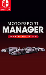 Motorsport Manager for Nintendo Switch for Nintendo Switch