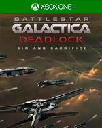 Battlestar Galactica Deadlock: Sin and Sacrifice for Xbox One