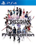 DISSIDIA FINAL FANTASY NT Free Edition for PlayStation 4