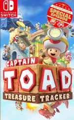 Captain Toad: Treasure Tracker - Special Episode for Nintendo Switch