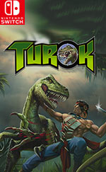 Turok for Nintendo Switch