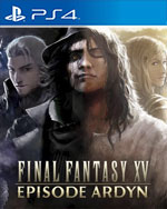Final Fantasy XV: Episode Ardyn for PlayStation 4