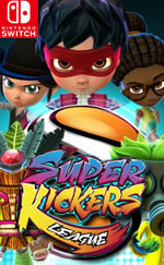Super Kickers League for Nintendo Switch