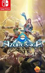 Resultado de imagem para Azure Saga: Pathfinder switch