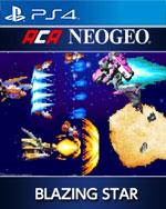 ACA NEOGEO BLAZING STAR