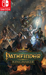 Pathfinder: Kingmaker for Nintendo Switch