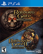 Baldur's Gate: Enhanced Edition for PlayStation 4