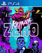 Katana ZERO for PlayStation 4