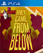 We Happy Few: Roger & James in They Came from Below for PlayStation 4