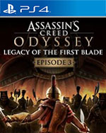 Assassin's Creed Odyssey: Legacy of the First Blade Episode 3 for PlayStation 4