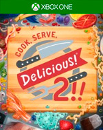 Cook, Serve, Delicious! 2!! for Xbox One