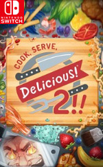 Cook, Serve, Delicious! 2!! for Nintendo Switch