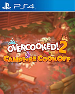 Overcooked! 2: Campfire Cook Off for PlayStation 4