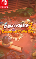 Overcooked! 2: Campfire Cook Off for Nintendo Switch