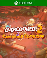 Overcooked! 2: Campfire Cook Off for Xbox One